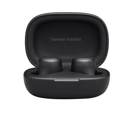 Harman Kardon FLY TWS - Black - True Wireless in-ear headphones - Detailshot 4