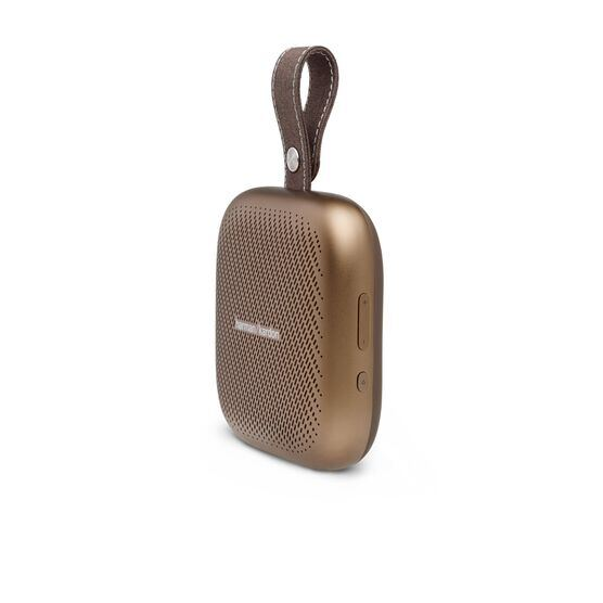 Harman Kardon Neo - Copper - Portable Bluetooth speaker - Left