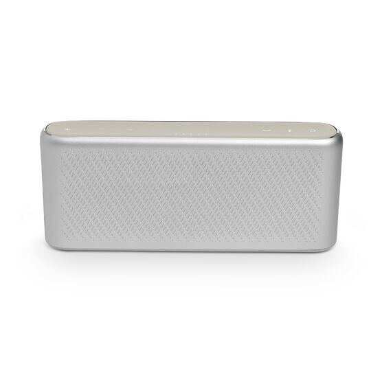 Traveler - Silver - All-in-one travel speaker - Back