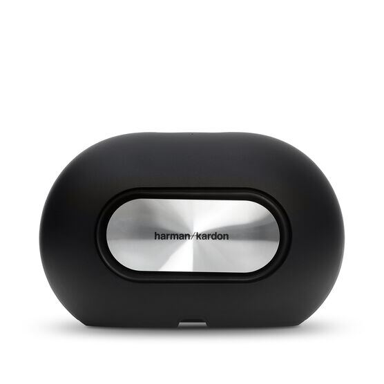 Omni 20 Plus - Black - Wireless HD stereo speaker - Back