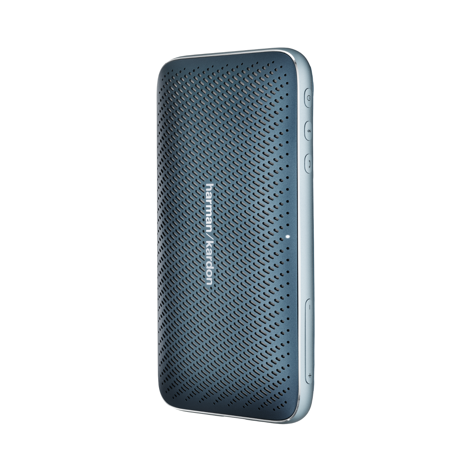 Harman Kardon Esquire Mini 2 - Blue - Ultra-slim and portable premium Bluetooth Speaker - Detailshot 2