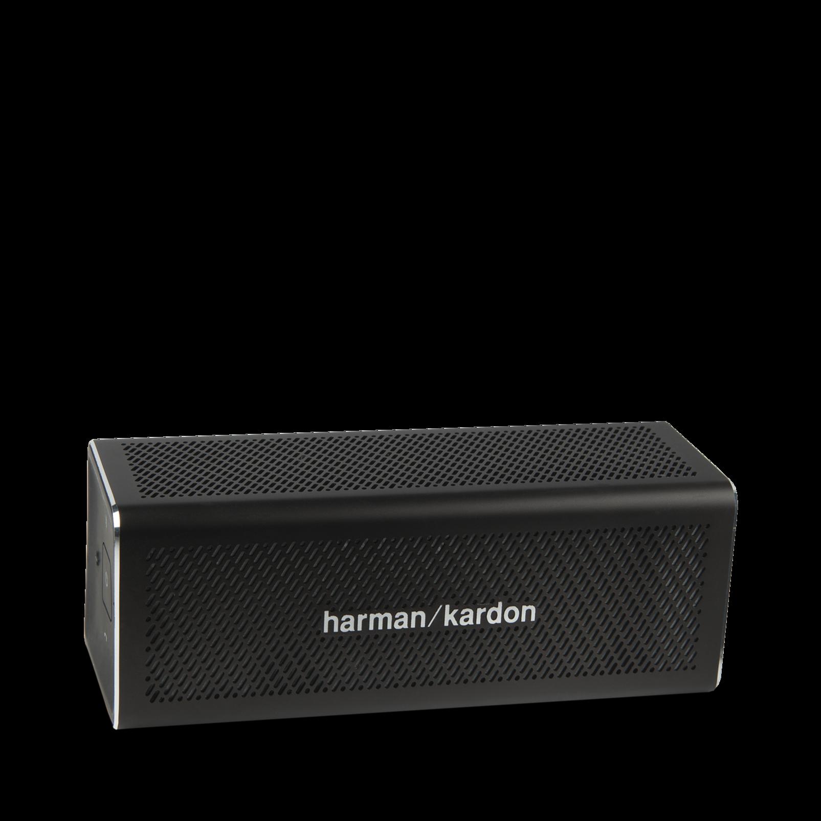 HK One - Black - Portable Bluetooth Speaker - Detailshot 2