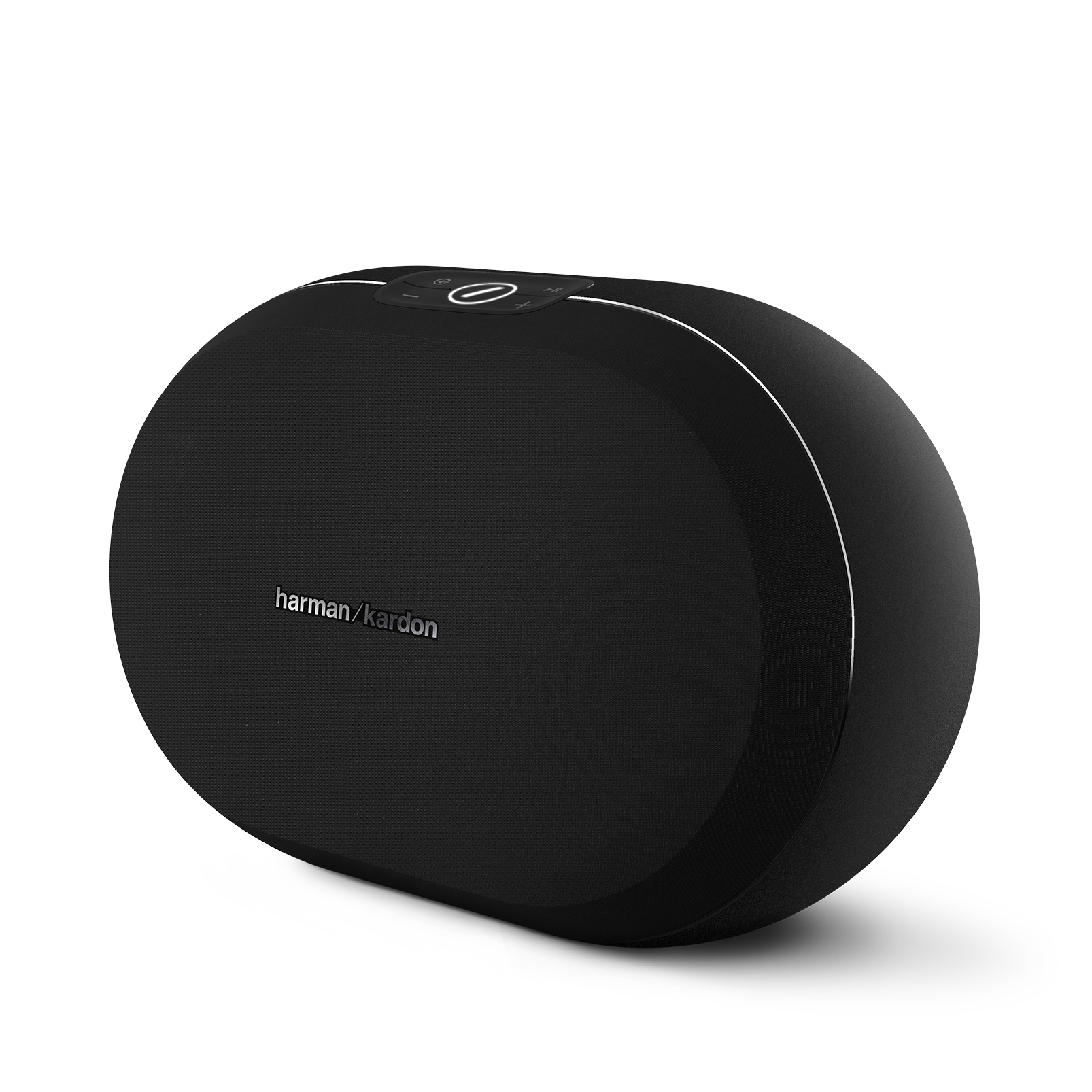 Omni 20 Plus - Black - Wireless HD stereo speaker - Detailshot 1