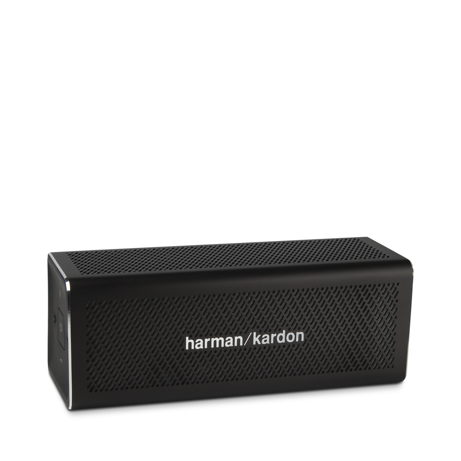 HK One - Black - Portable Bluetooth Speaker - Hero