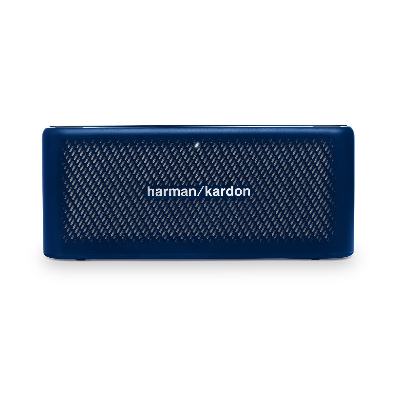 Traveler - Blue - All-in-one travel speaker - Front