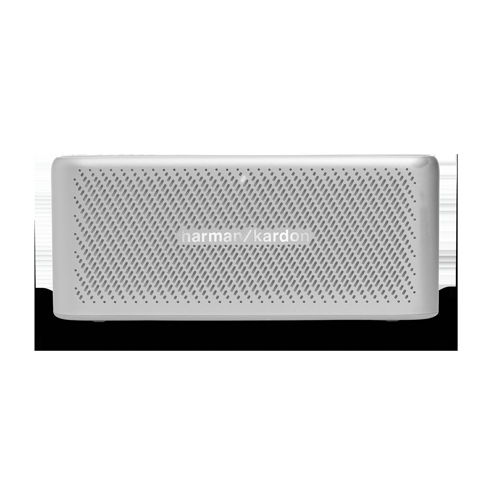 Traveler - Silver - All-in-one travel speaker - Front
