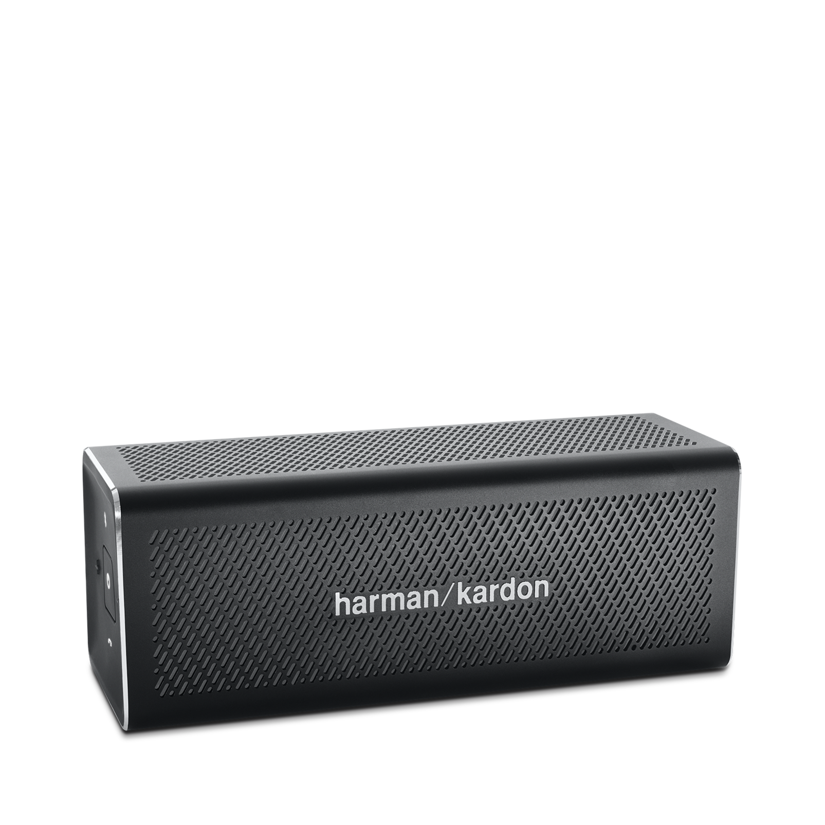 HK One - Black - Portable Bluetooth Speaker - Detailshot 1