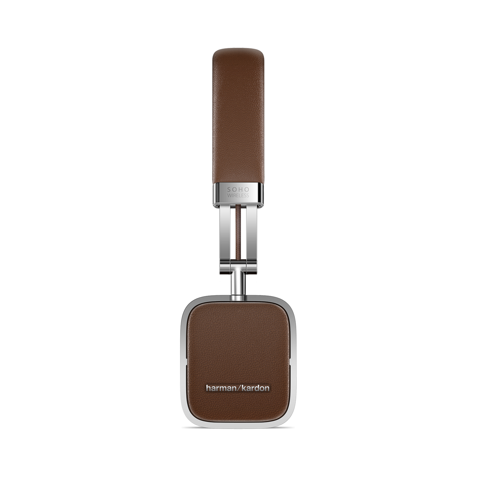 Soho Wireless - Brown - Premium, on-ear headset with simplified Bluetooth® connectivity. - Detailshot 2